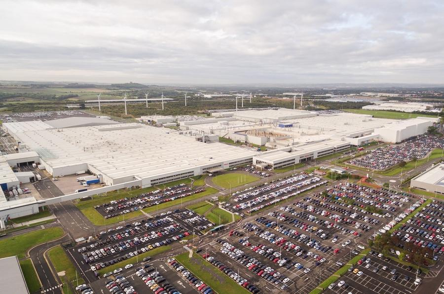 Sunderland plant