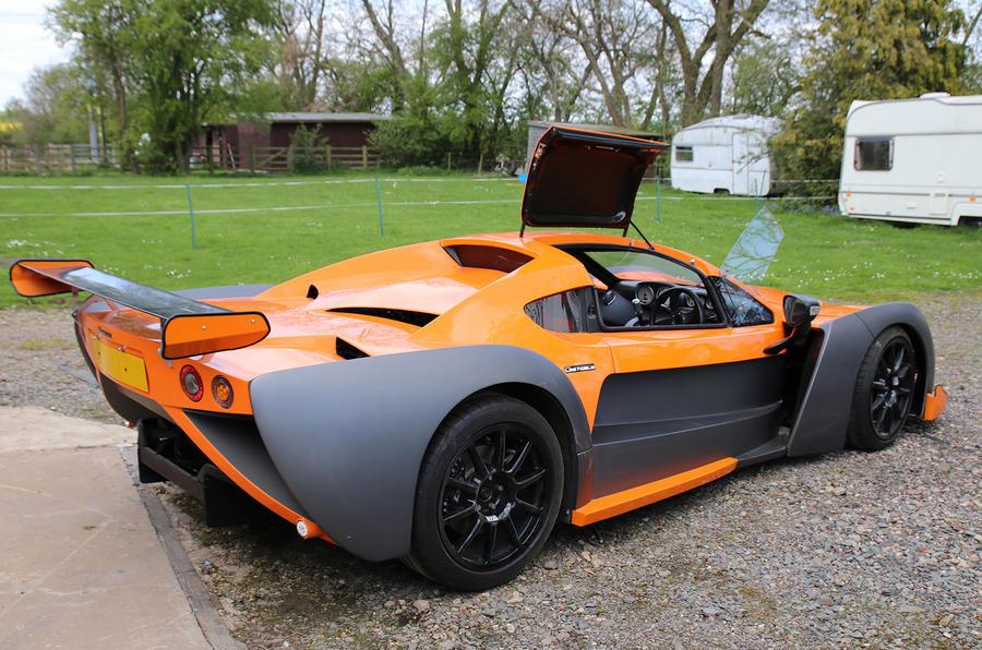 Lee Noble To Launch 515bhp Per Tonne Exile Track Car Autocar