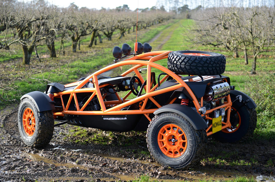 best engines for dune buggies