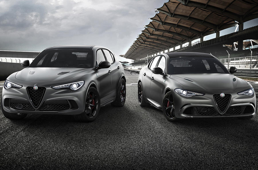 Alfa Romeo to Debut Giulia, Stelvio Nurburgring Editions