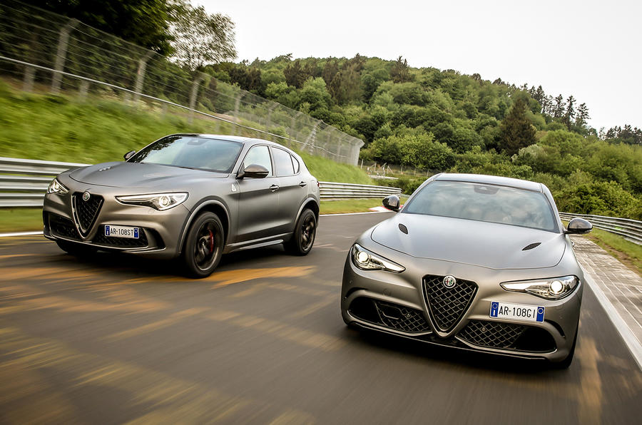 Alfa Romeo Giulia, Stelvio and Giulietta get five-year warranties