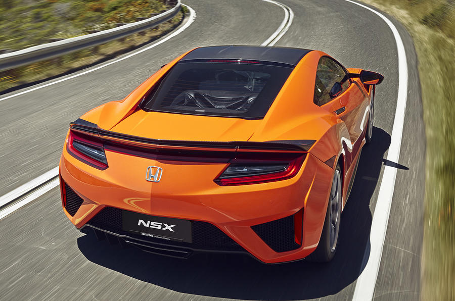 Honda NSX sharpened for 2019 with chassis upgrades
