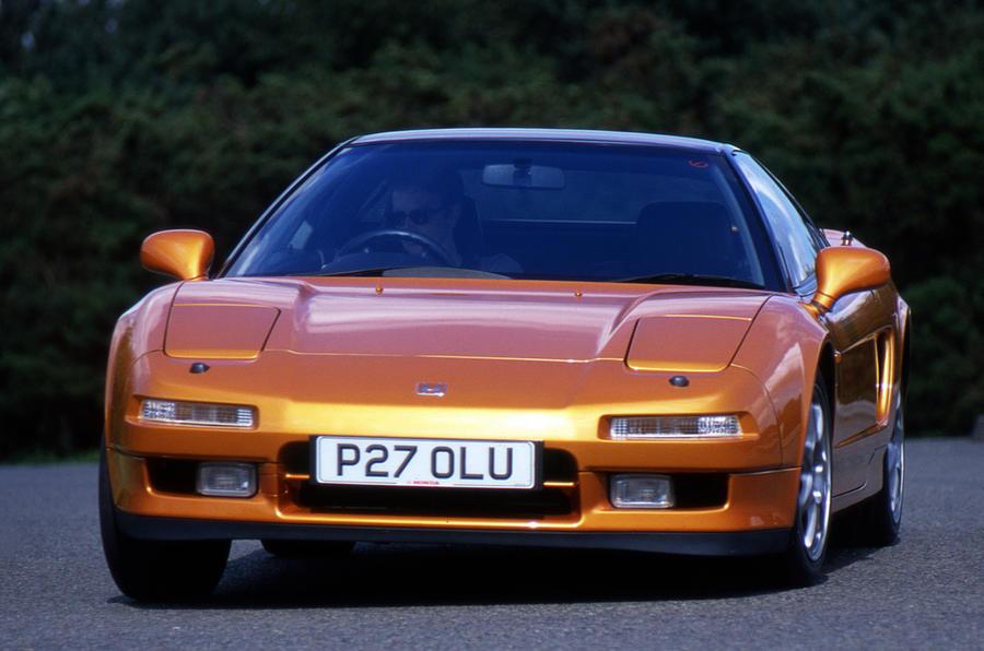 1997 First generation Honda NSX