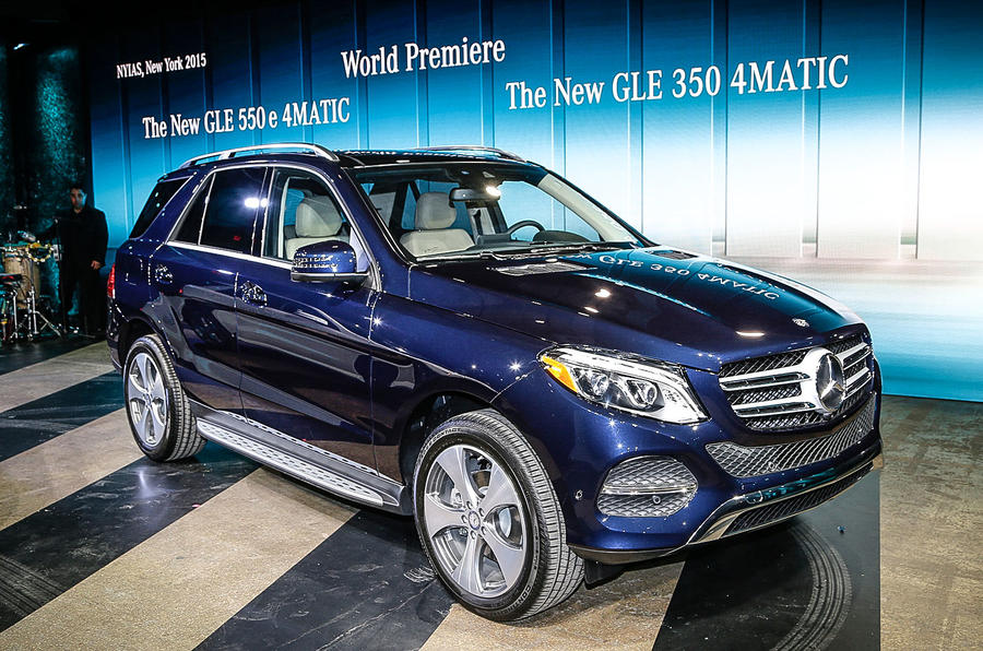 2015 mercedes benz gle revealed for Mercedes benz of new york