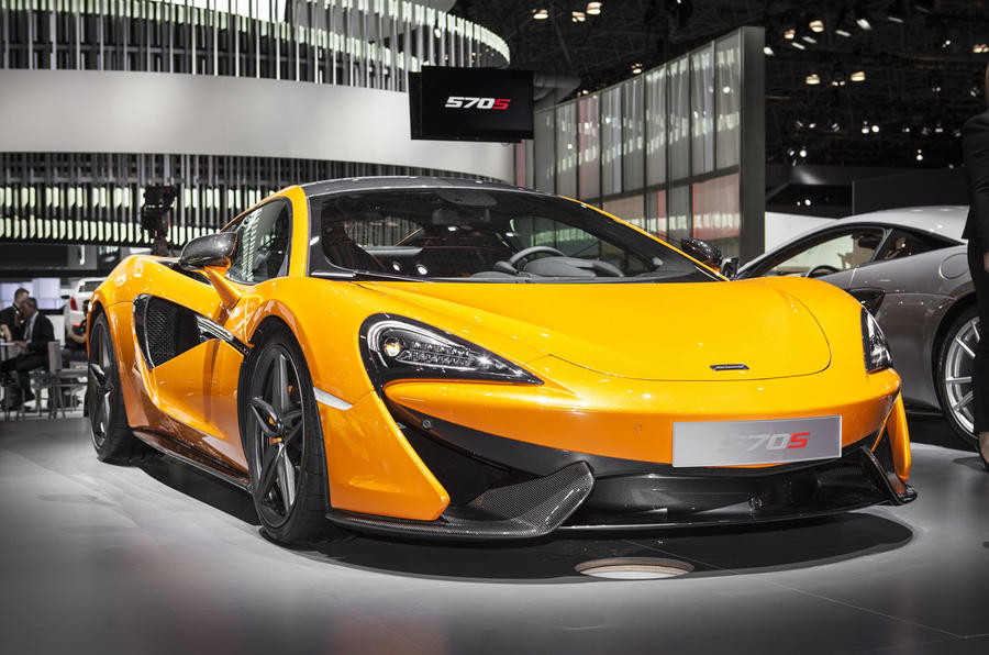 New McLaren 570S Coupe   Pricing, Specifications And Pictures