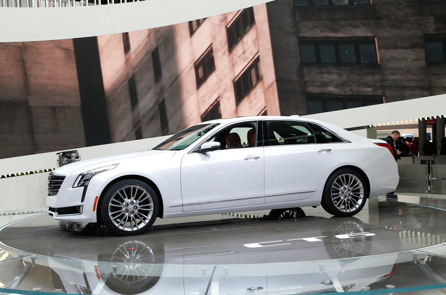 Cadillac Ct6 To Take On S Class Autocar