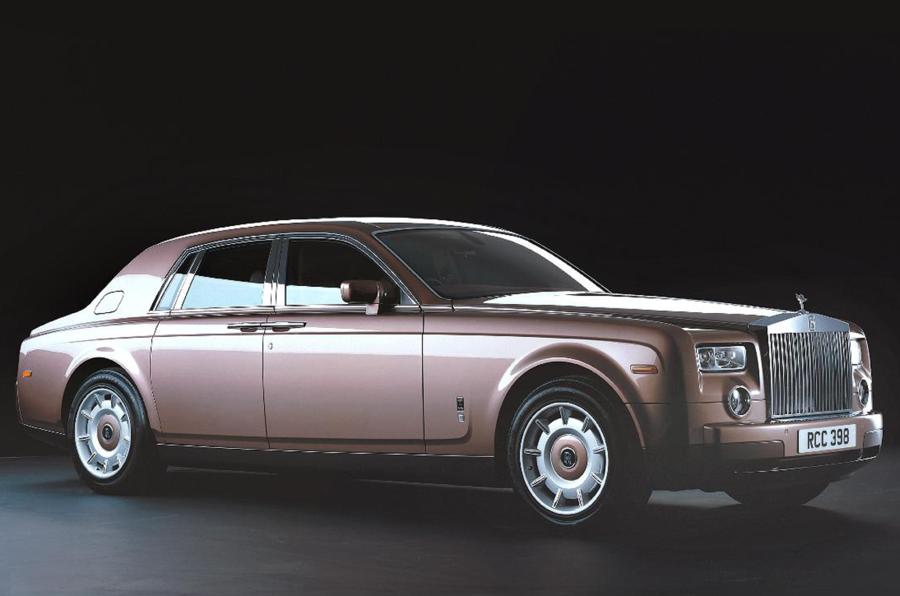 Throwback Thursday: Rolls-Royce Phantom first drive, 2003 | Autocar