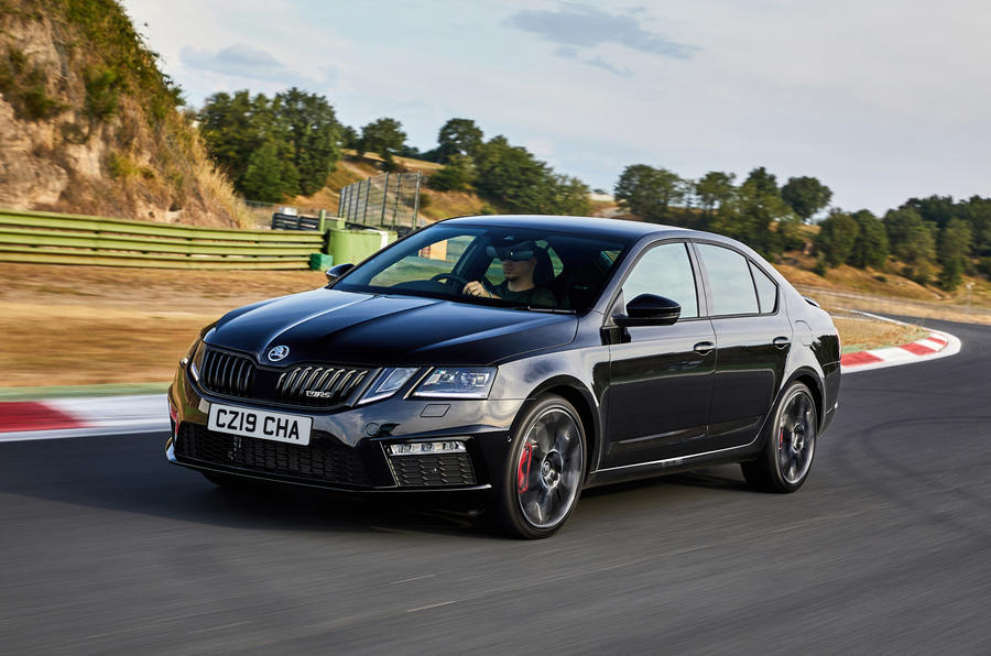 1e7246195d8 Skoda Octavia vRS Challenge adds more kit and chassis tech