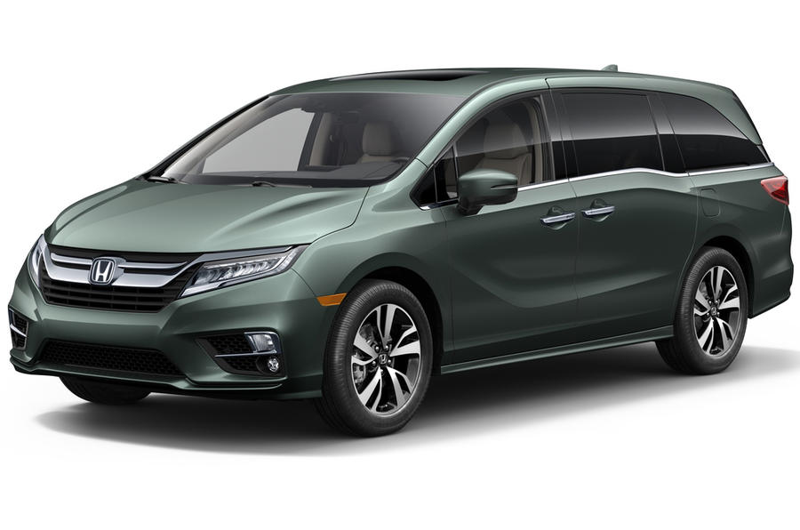 New Honda 10-speed gearbox introduced in Odyssey MPV