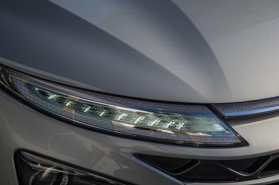 Nexo headlights