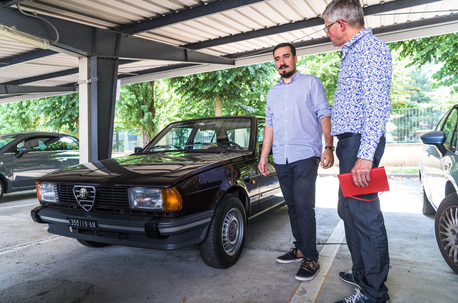 1983 Alfa Romeo Giulietta