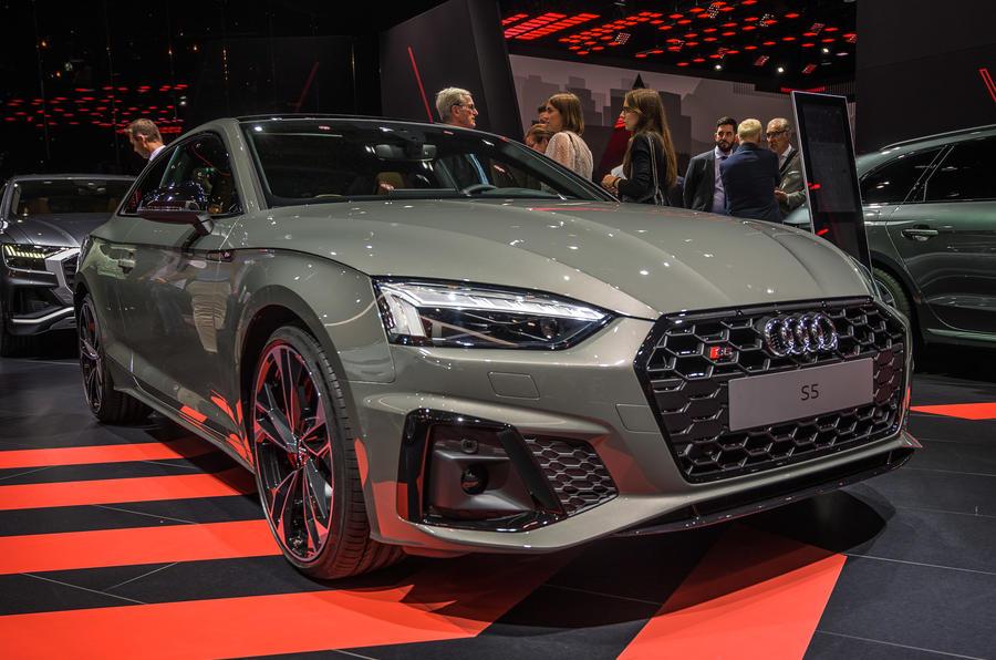 2019 Audi S5 at Frankfurt motor show