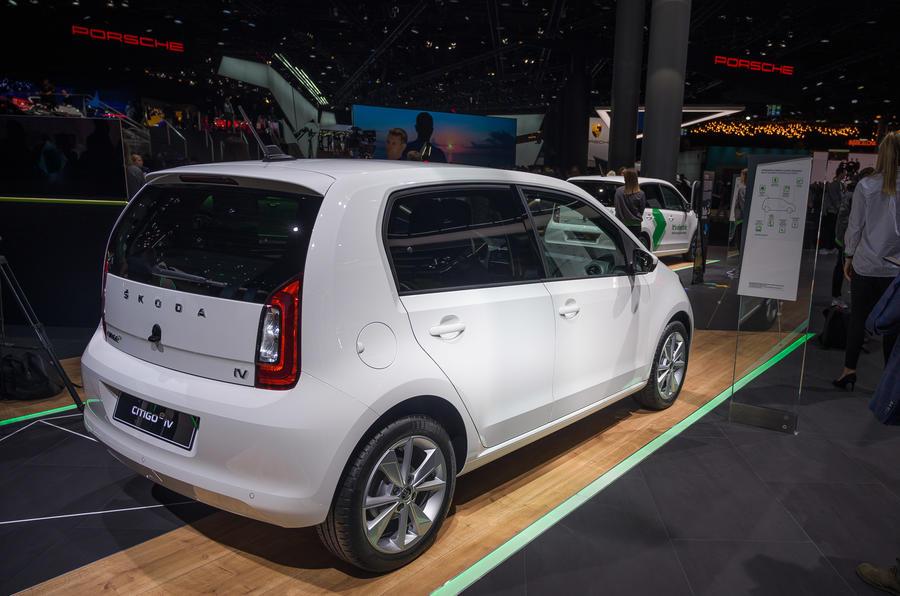 SKODA CITIGO FOR CARS WITH AIR CON SEAT MII NEW RADIATOR VW E-UP//UP