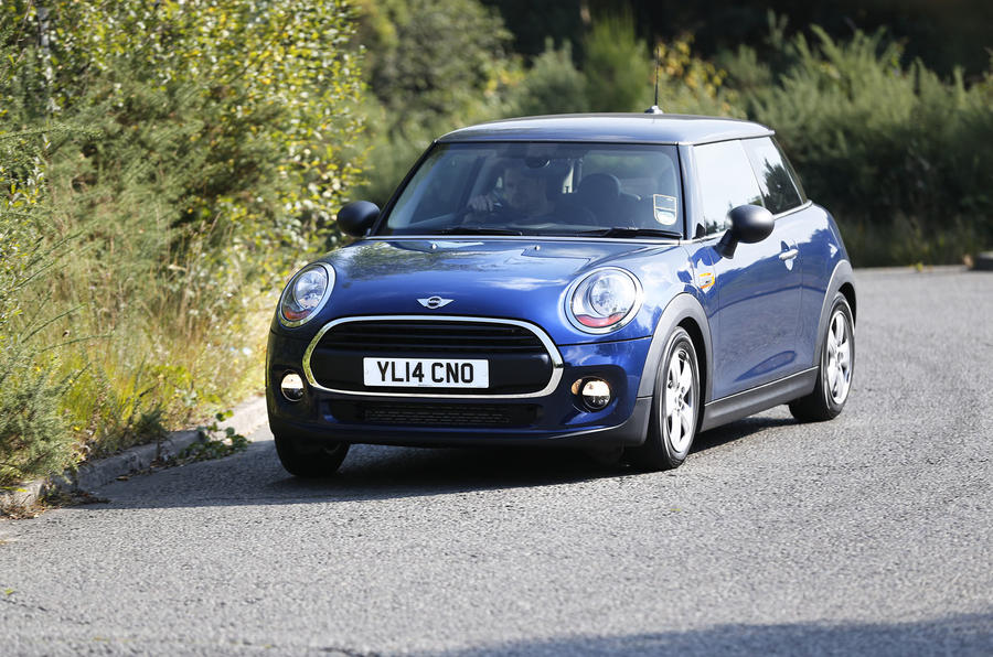 Nearly New Buying Guide Mk3 Mini Hatch Autocar