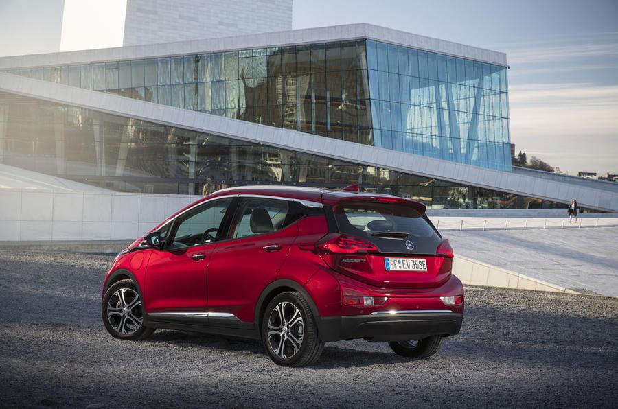 Opel Ampera E 2017 Review Autocar