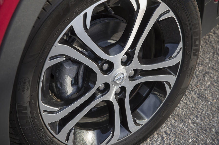 Opel Ampera-e alloy wheels