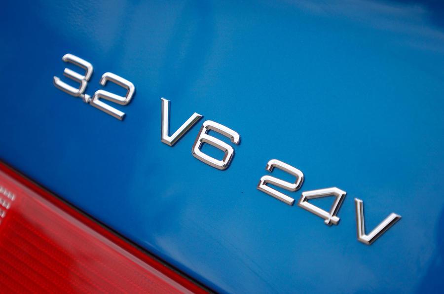 Alfa Romeo GTV - badge