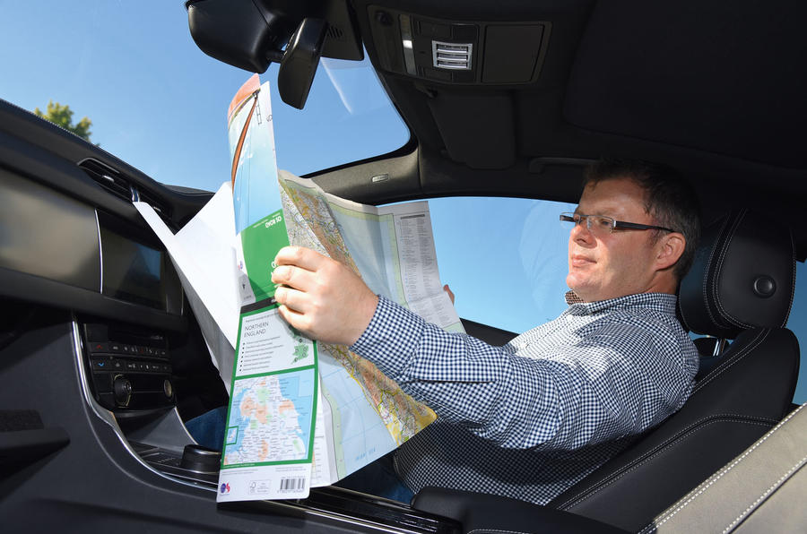 Ordnance Survey makes a comeback