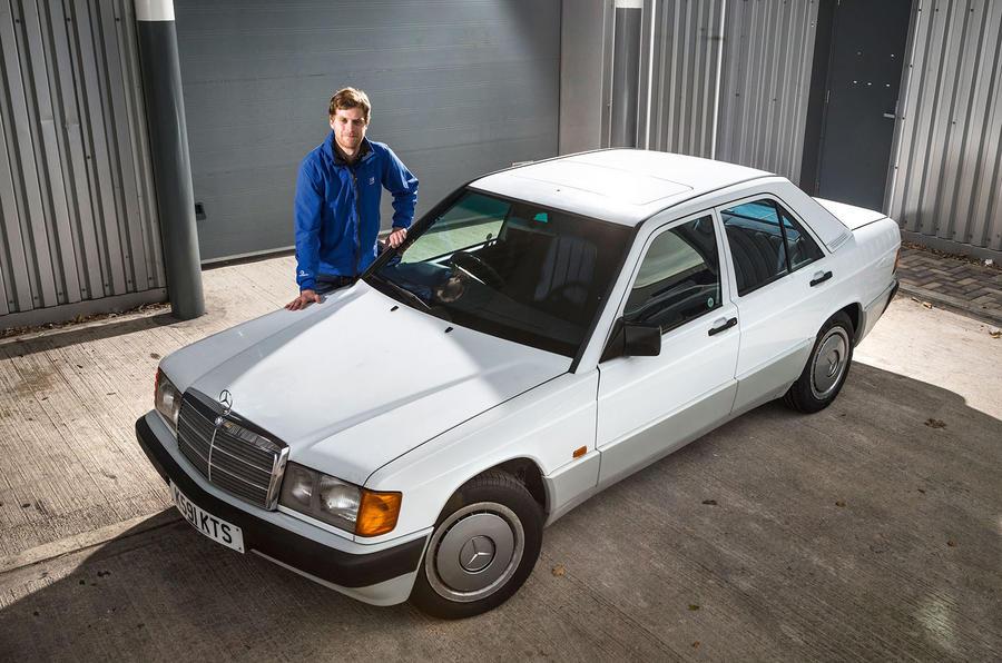 Mercedes-Benz 190E 1.8