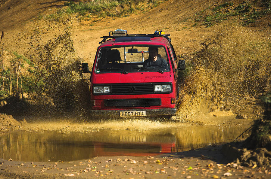 Our cars 2017: Volkswagen T3 Syncro