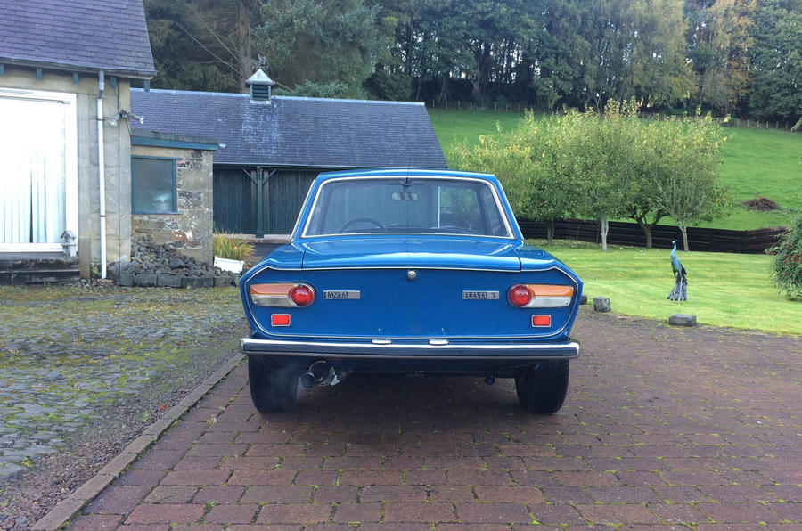 Our cars 2017: Lancia Fulvia