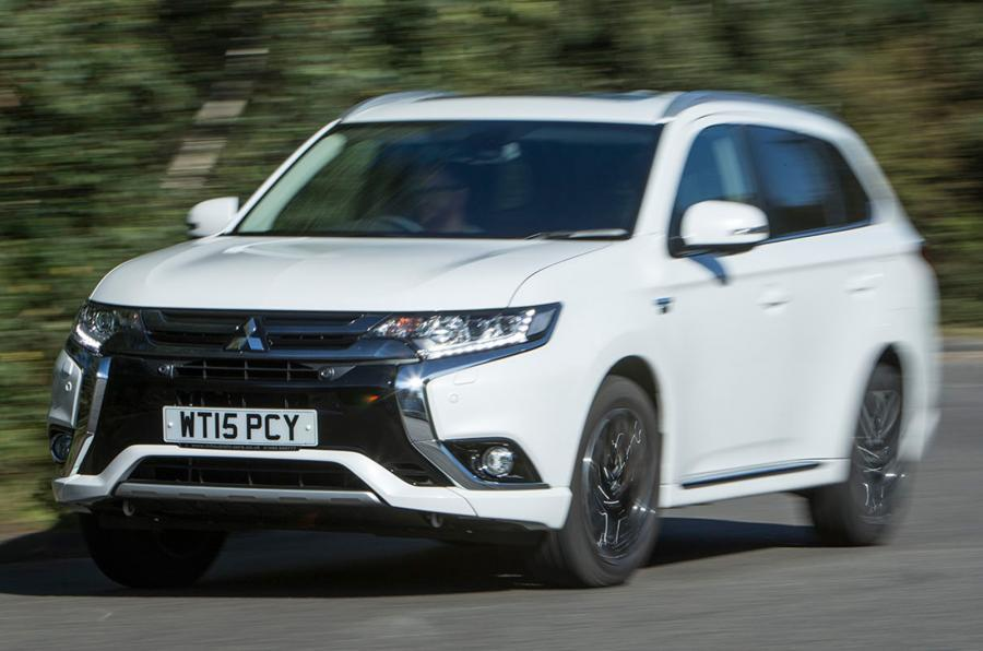 mitsubishi outlander phev software issue creates security problem autocar. Black Bedroom Furniture Sets. Home Design Ideas