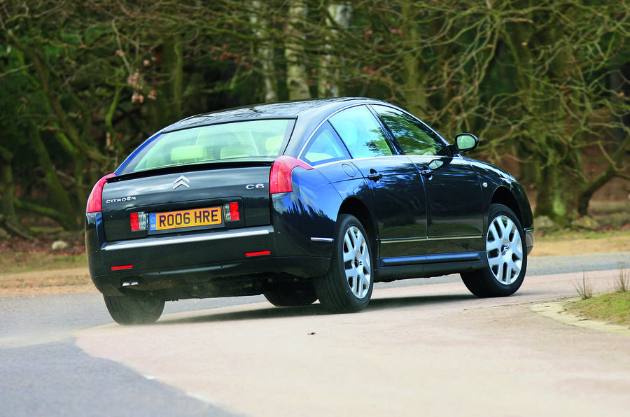 Used car buying guide: Citroen C6