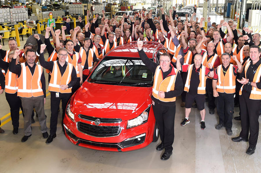 The end of car production in Australia