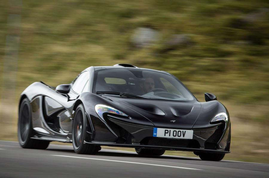 McLaren P1: still as earth-shattering