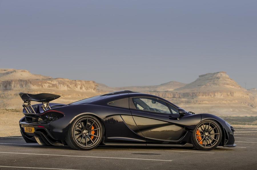 McLaren P1 & P1 GTR
