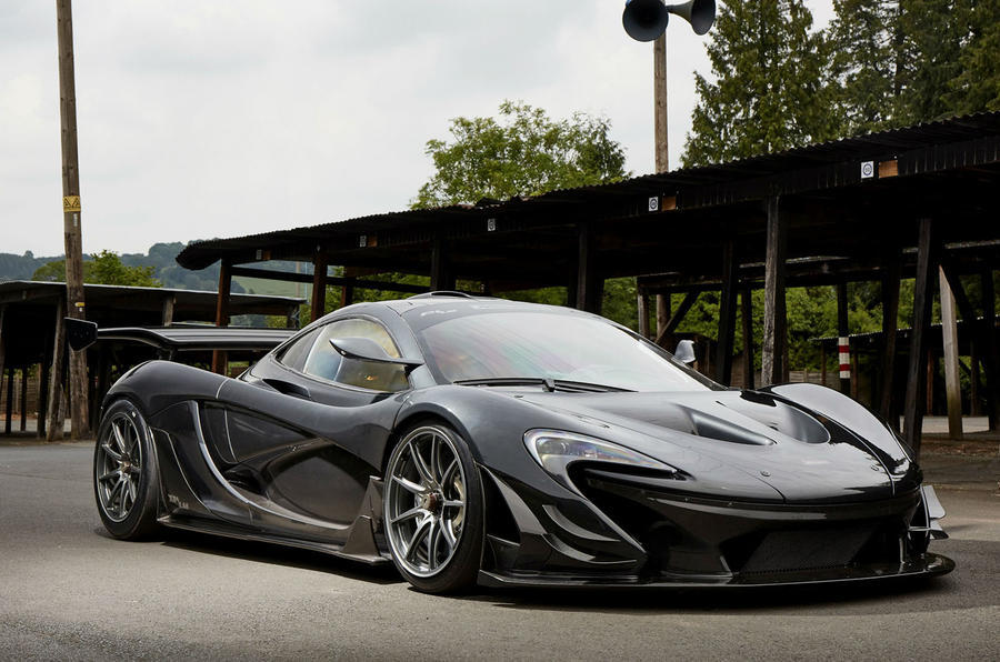 video: mclaren p1 lm smashes goodwood road car record | autocar