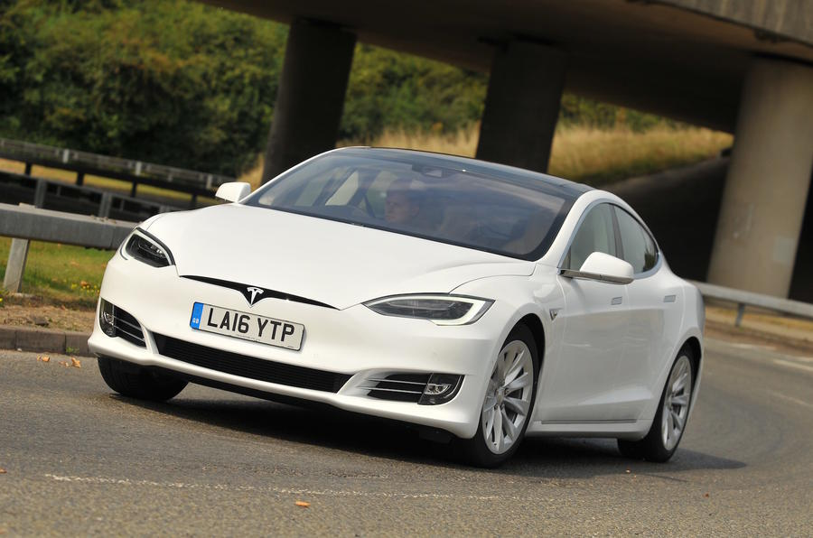 Tesla suggests enhanced Ludicrous Mode on Model S P100D