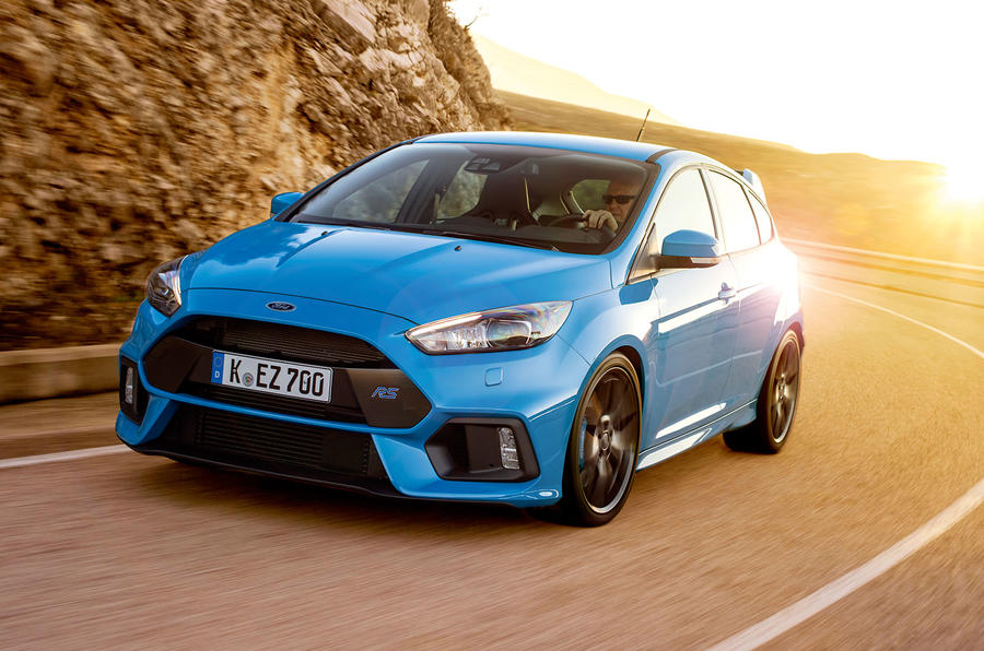 New Ford Fiesta St And Focus St Development Under Way