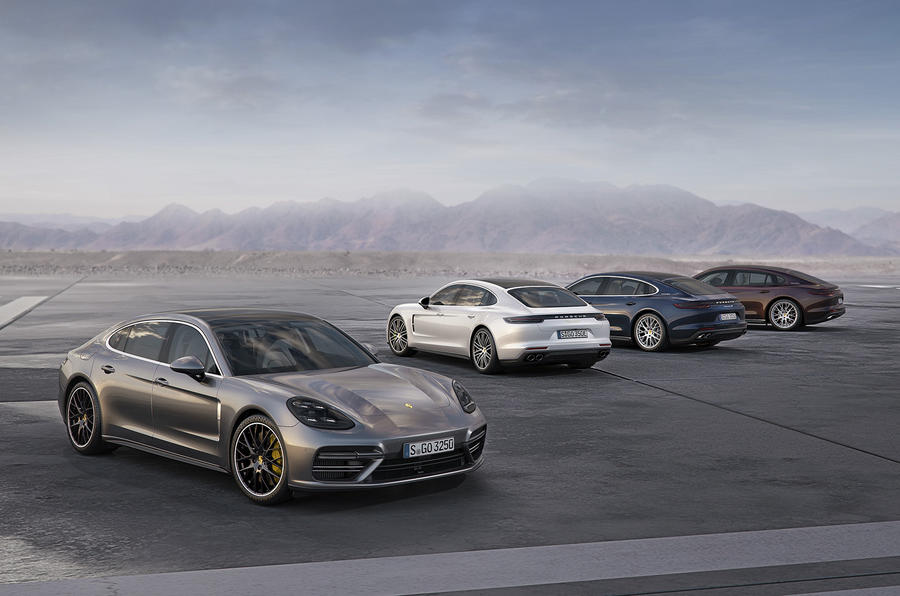 Porsche Panamera Range Explodes with New Long-Wheelbase, RWD, Entry Models