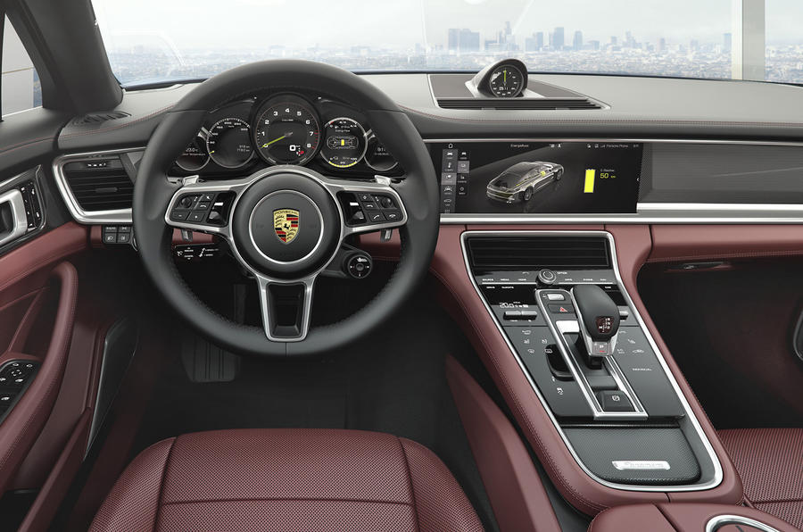 2017 Porsche Panamera Range Revealed Six New Models Added