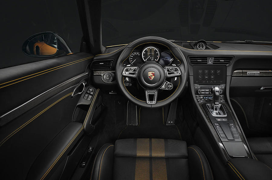 Porsche 911 Turbo S Exclusive Series opens new customisation division