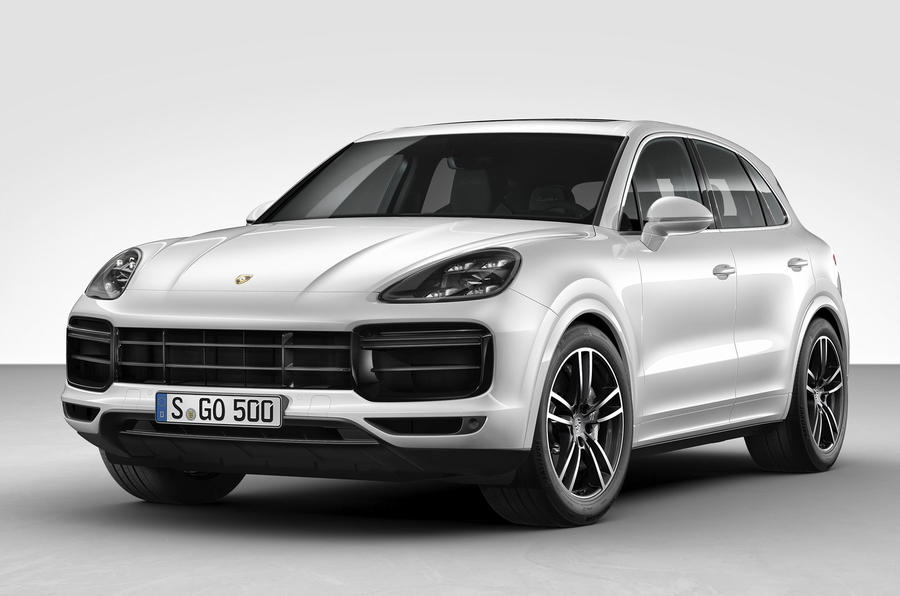 Porsche Cayenne Turbo debuts with insane performance specs
