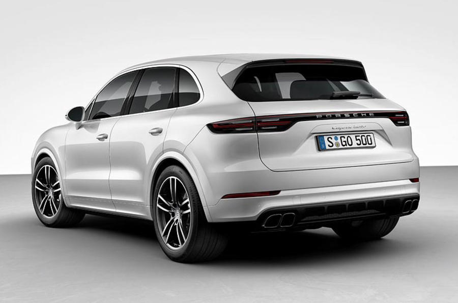 New Porsche Cayenne lands with 29bhp boost and adaptive aero