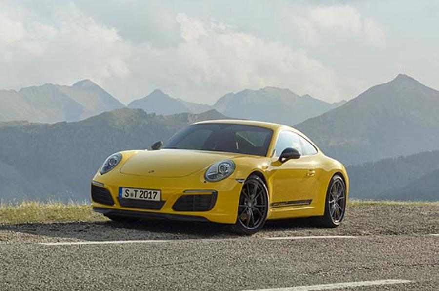 T is for touring - Porsche entices connoisseurs with the 911 Carrera T