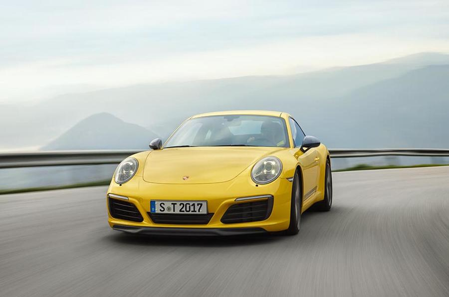 Porsche 911 Carrera T confirmed