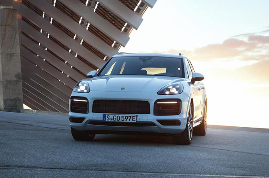 Porsche Cayenne E Hybrid Launched With 456bhp Electrified