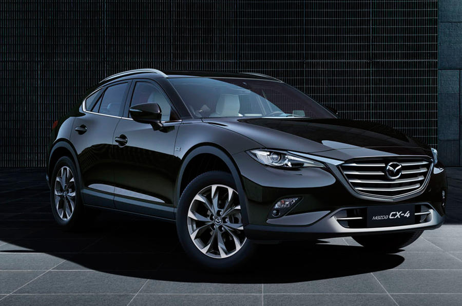 New Mazda CX-4 revealed in Beijing | Autocar