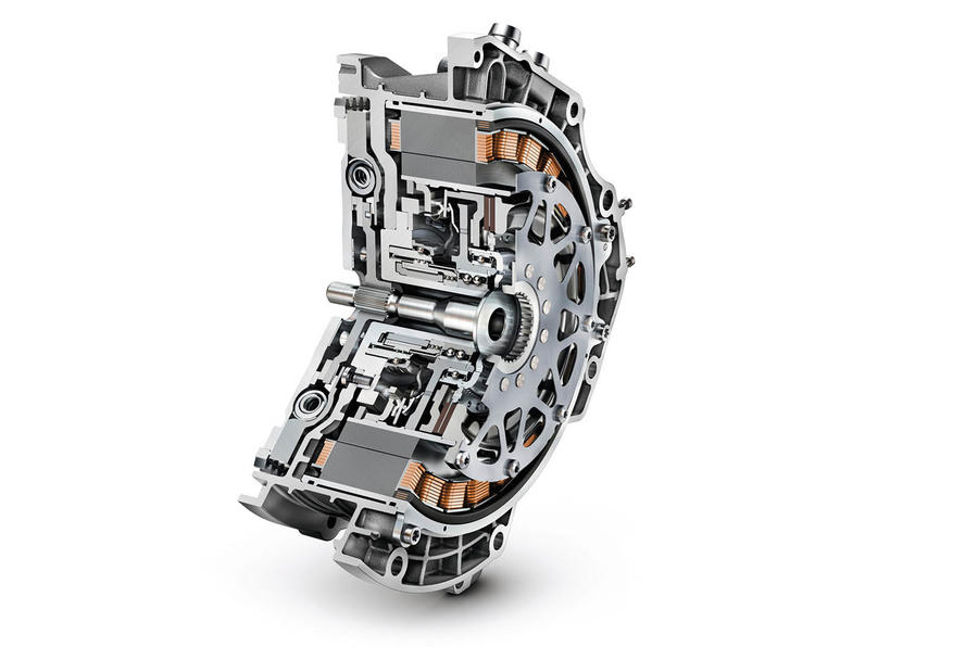 Hybrids could now get a manual gearbox