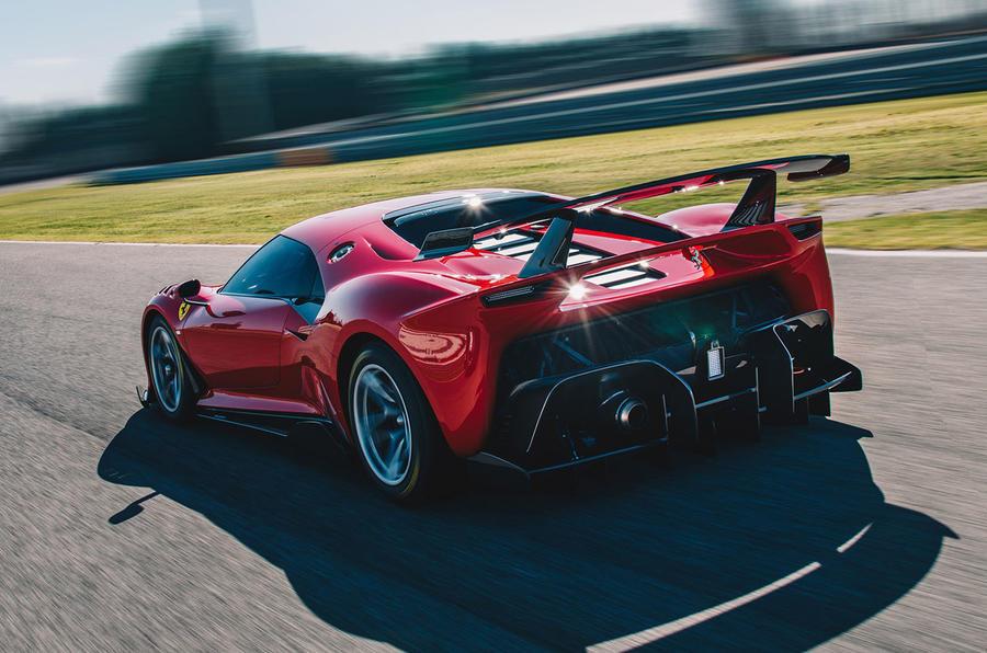 Ferrari one,off models have five,year waiting list