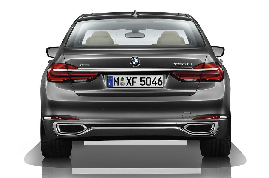 2015 BMW 7 Series Revealed