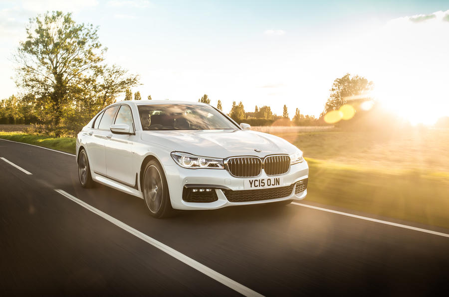 £76,010 BMW 740Li