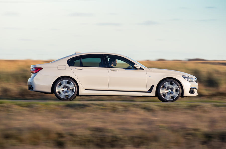316bhp BMW 740Li