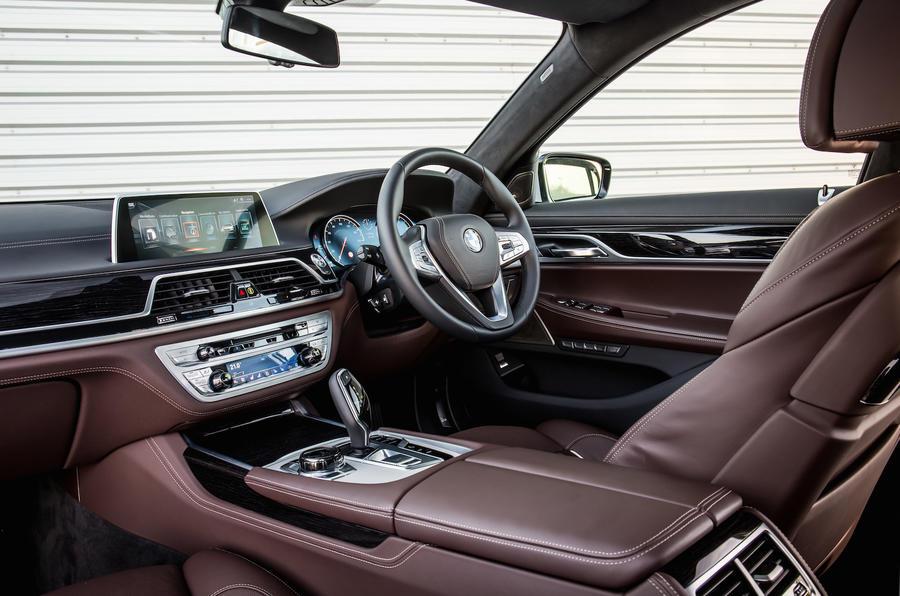 2015 BMW 750Li >> 2016 BMW 740Ld xDrive review review | Autocar