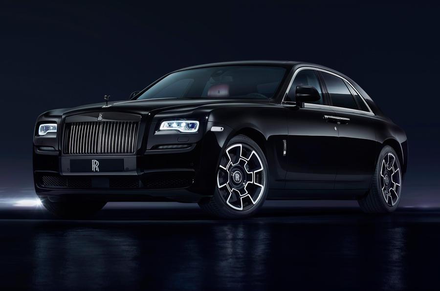 Bespoke Rolls Royce Ghost Elegance heads trio of special models at Geneva