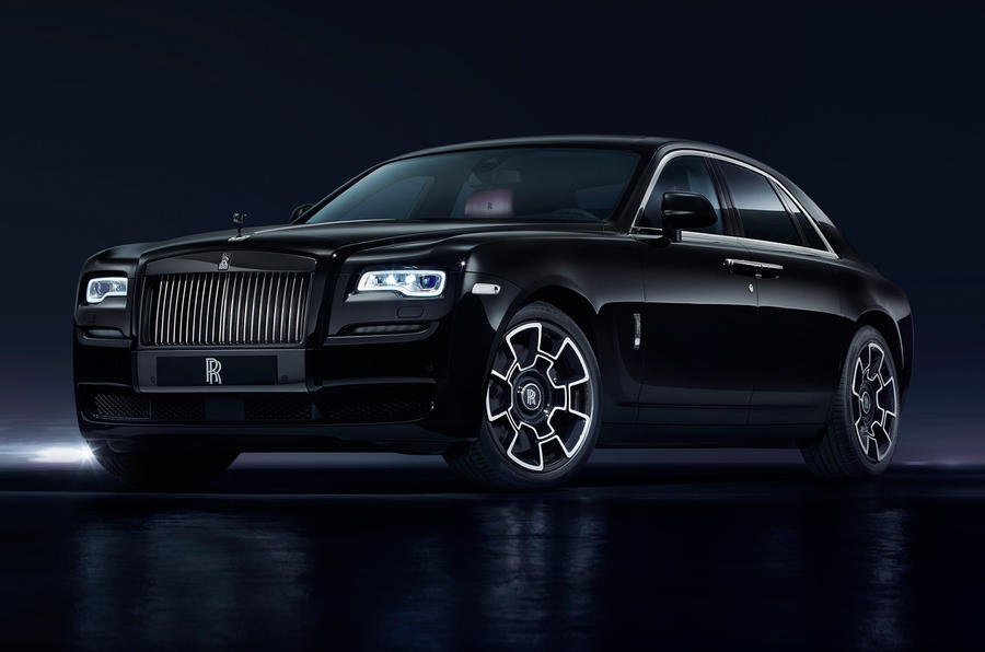 Bespoke Rolls Royce Ghost Elegance heads trio of special models at Geneva